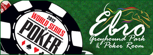 Ebro Greyhound Park is Giving Away a Seat to the World Series of Poker In Las Vegas