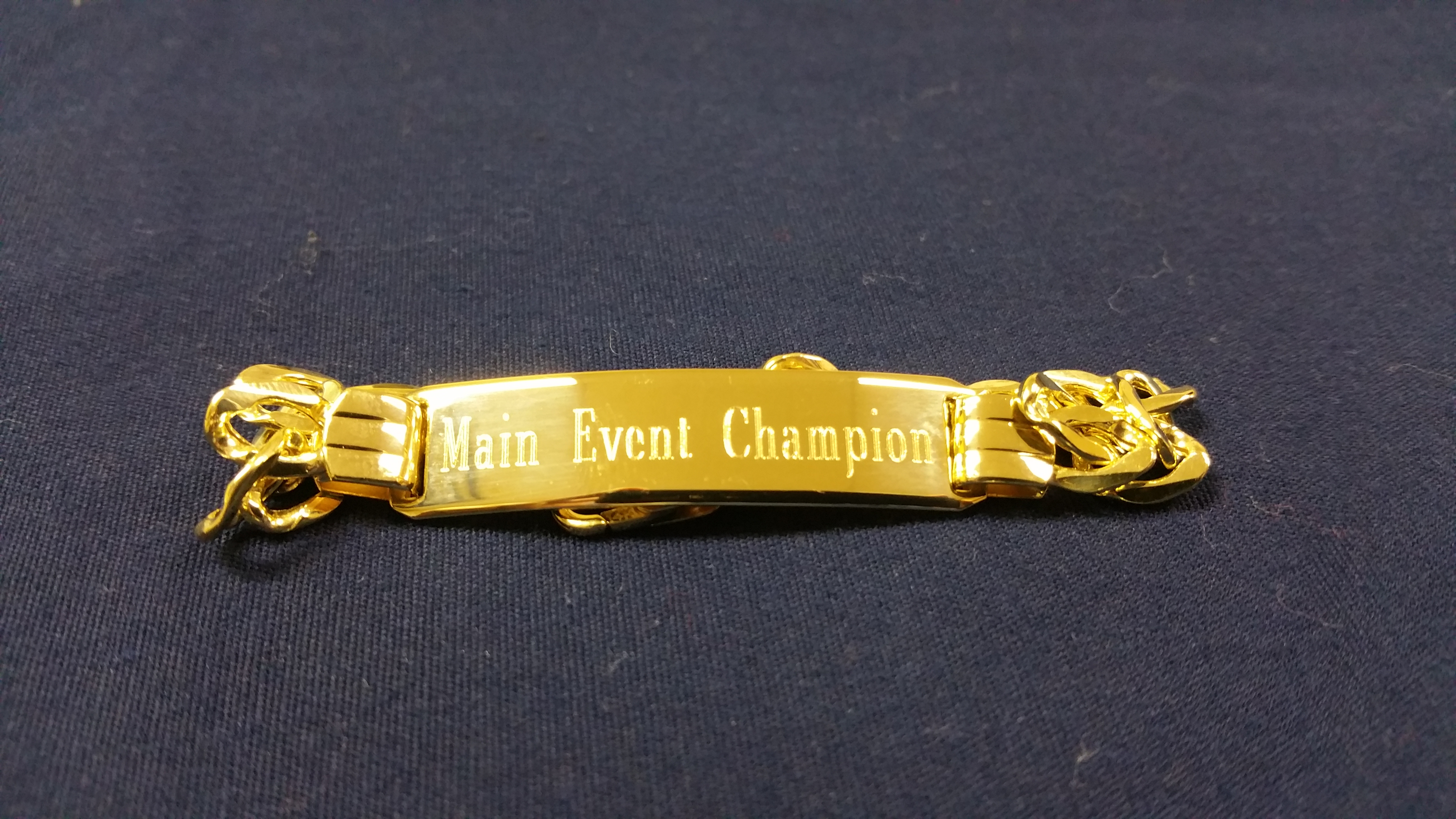 MainEventBracelet